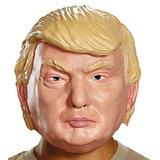 Máscara-el Disfraz Donald Trump Látex De Halloween Candidat