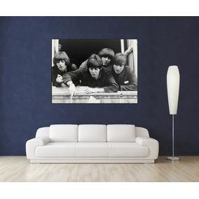 Beatles Cuadro Bastidor 100x70 Cm Muestras Sin Cargo.