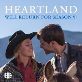 Heartland - 1ª A 7ª Completas E Dubladas !