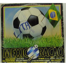 Lp Mexicoração Copa 86 - M132