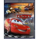 Cars ( Disney Pixar ) Bluray Original Nuevo Sellado