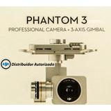 Camara 4k Y Gimbal Para Phantom 3 Pro, Repuesto,