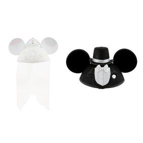 Parques Disney Exclusivo Novia Minnie Mouse Novio Mickey Mou