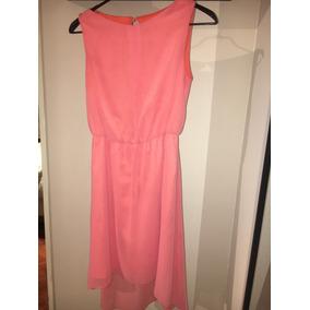 Vestido De Gasa (ideal Para Casamientos De Día)
