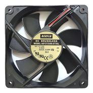 Cooler Micro Ventilador 120x120x25mm 12v Rolamento Duplo