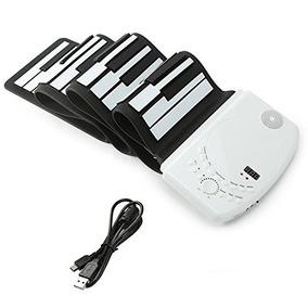 Lujex 88 Llaves Rueda Para Arriba Piano Piano Electrónico Re