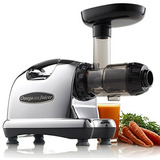 Omega J8006 Nutrition Center Quiet Dual-stage Slow Speed Mas