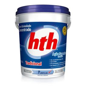 Kit Limpeza E Manutenção De Piscinas Hth