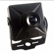 Mini Câmera Colorida Com Sensor De Imagem Ccd