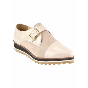 Zapatos Tipo Oxford Picudos 22-27 Envío Gratis *