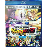 Blu-ray + Dvd Dragon Ball Z La Batalla De Los Dioses