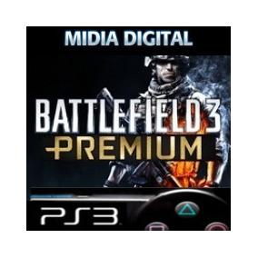 Dlc Premium Bf3 Todos Os Mapas Premium Ps3 Psn Melhor Preço