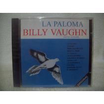 Cd Billy Vaughn & His Orchestra- La Paloma- Lacrado
