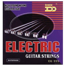 Cuerdas De Guitarra Electrica Daddi Tension 0.09 Datemusica