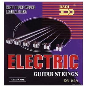 Cuerdas De Guitarra Electrica Daddi Tension 0.09 Datemusica