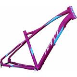 Cuadro Bicicleta Gw Owl 27.5 Aluminio Hidroformado Liviano