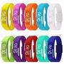 Relógio Pulseira Digital Led Na Compra De 4 A 5 E Grátis