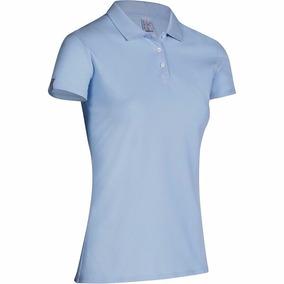 Camiseta Polo De Golf Mujer 100