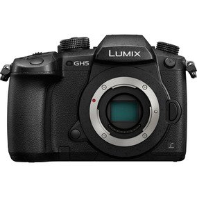 Panasonic Lumix Gh5 4k 60fps Cámara Mirrorless A Pedido Body