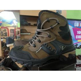 Zapatos Botas De Montaña Hombre