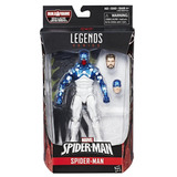 Marvel Spider-man Legends Spider-man Cosmic Figura 6 Pulgada