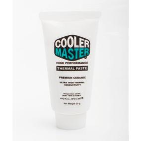 Pasta Termica Disipadora De Calor Cooler Master 20 G Blanca
