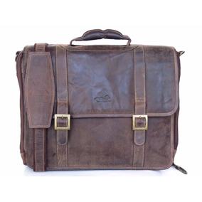 Maletin Rockford Porta Notebook Cuero Genuino Impecable Rkf