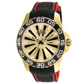 Relógio Invicta Pro Diver 25476 Banhado Ouro 18k ! 48mm !