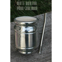 Mate De Aluminio Para Sublimar O Plotear Ideal Diseño
