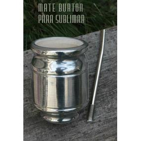 Mate De Aluminio Para Sublimar O Plotear Ideal Diseño