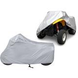 Forro Cobertor Para Motos Dupont 3m 100% Impermeable Atv