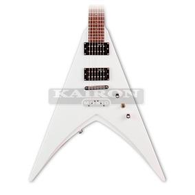 Guitarra Electrica Ltd By Esp V50 Sw Snow White