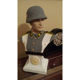 Busto Soldado Dragoneante Ejército De Chile