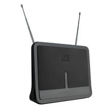 Antena Interna Amplificada 42 Db Fm / Vhf / Uhf / E Isdb-t