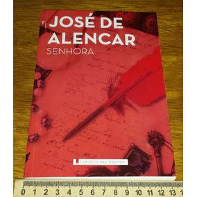 Senhora - José De Alencar - Livro Novo