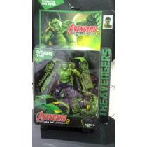 Robo Transforme Do Hulk Vira Carro Tamanho Aproximado 17 Cm