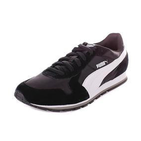 zapatillas negras para hombre puma