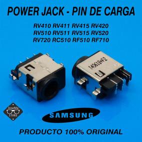 Power Jack Pin Carga Laptop Samsung Rv410 Rv415 Rv510 Rv420