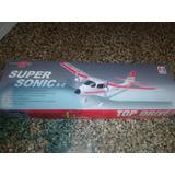 Avion Super Sonic A Control Remoto