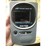 Tv Portatil Pocket Vision Radio Shack