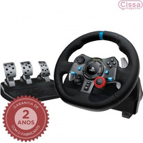 Volante Com Pedal Logitech Driving Force G29 Para Ps3/ps4/pc