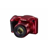 Camara Canon Powershot Sx420 Is 42x Optical Zoom Roja 32gb