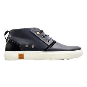 Bota Timberland Burdeos Leather.