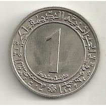 1 Dinar F A O - Argélia - 1972 - Km# 104