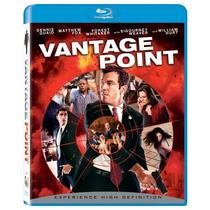 Blu Ray Justo En La Mira Vantage Point Envio Gratis Tampico