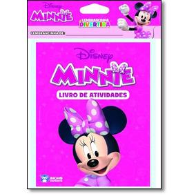 Minnie - Coleção Lembrancinha Divertida