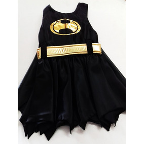 Disfraz Tipo Batichica Niña Marvel Super Heroe