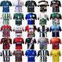 Camisa Futebol Kit 5 Unidades Atacado Frete Gratis 2017