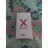Cel, Lg Xpower,16gb,2gb Ram,5.5 Tela, 2sim, Cartão Memória