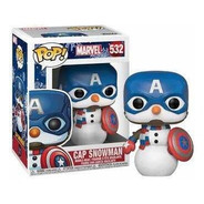 Funko Pop Cap Snowman 532